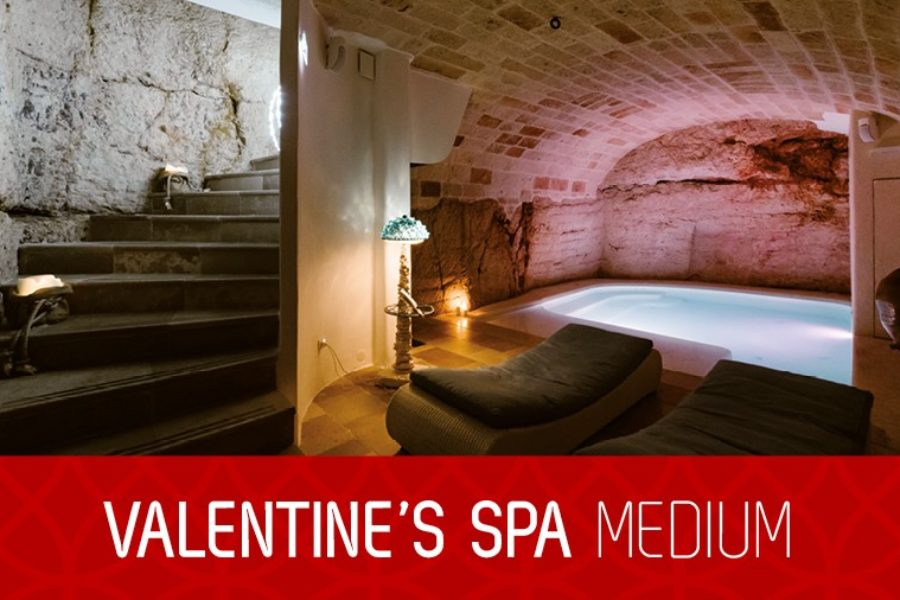 Valentine's SPA – MEDIUM